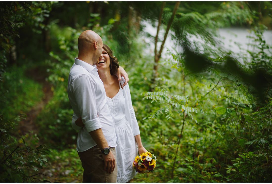 gorski kotar wedding session in the forest