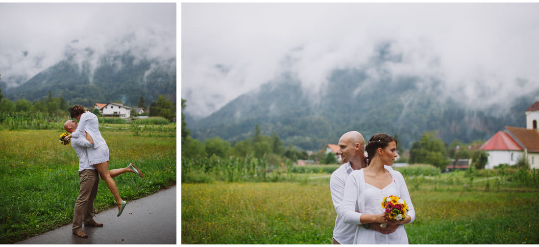 mountain wedding croatia
