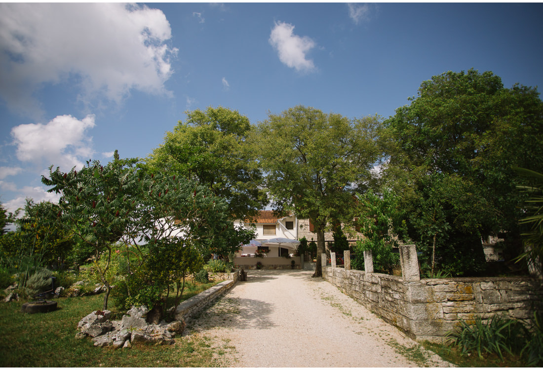 istria wedding venue