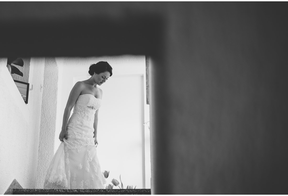 istria wedding gorgeous bride