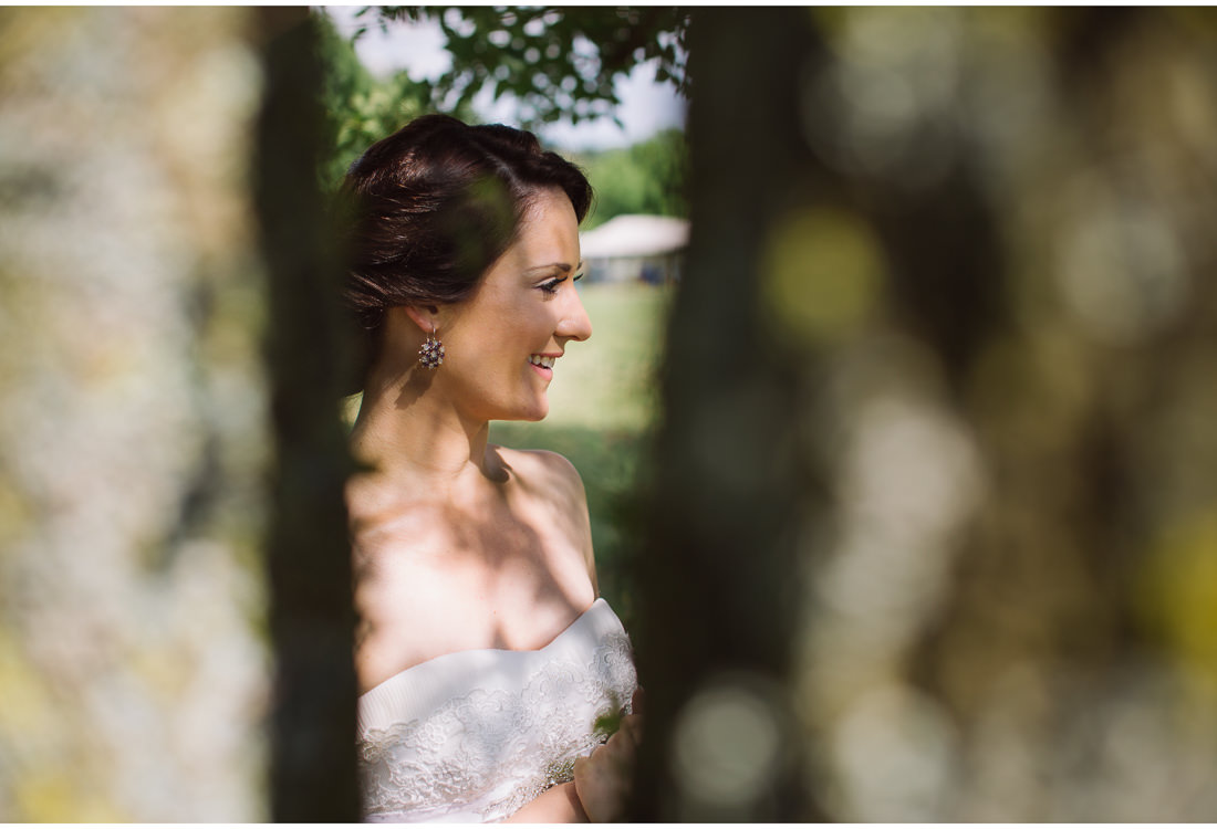 istria wedding bride