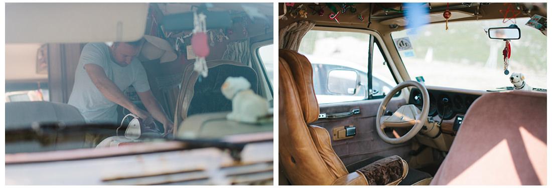 2people 1life in a van