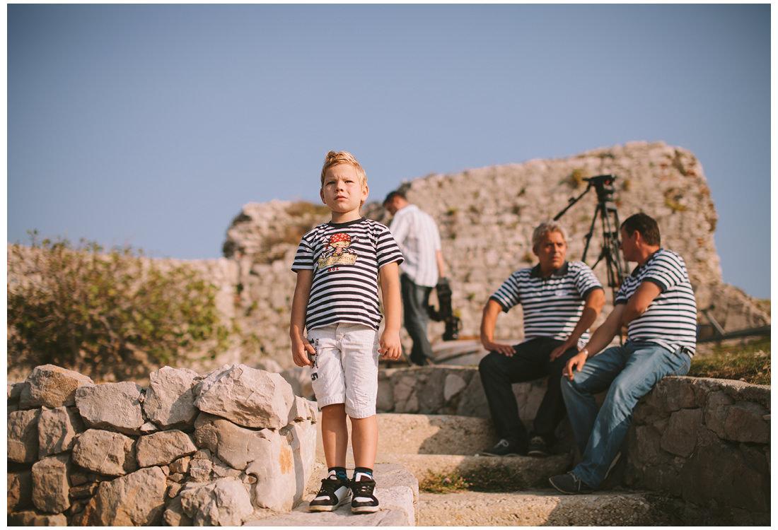 little sailor on krk wedding photographer