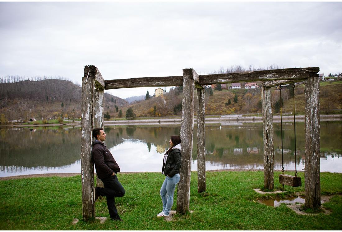 fuzine lake