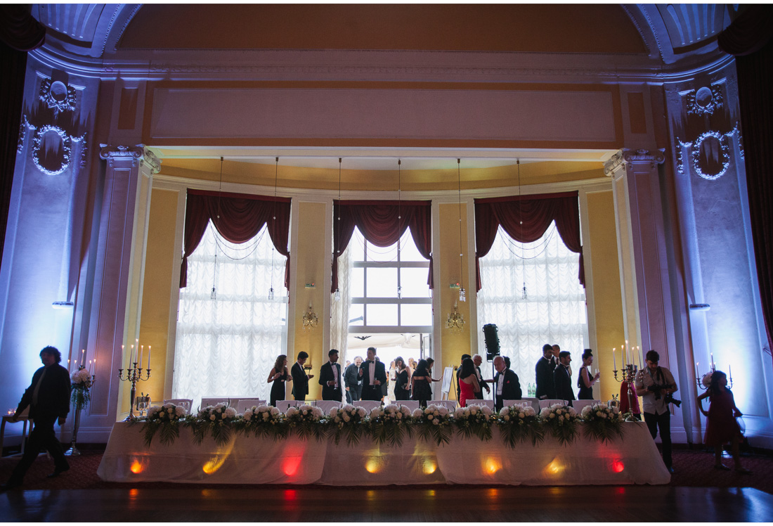 hotel kvarner crystal hall