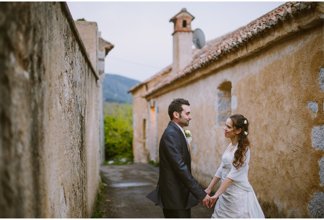 intimate wedding croatia
