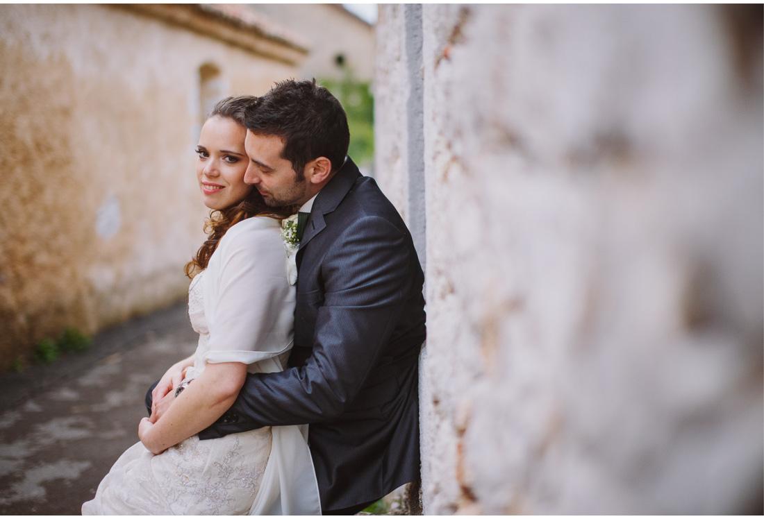intimate wedding grizane