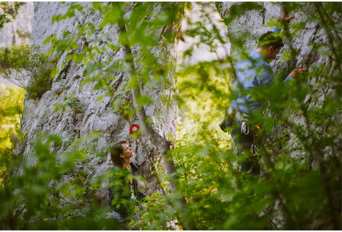 climb preparations