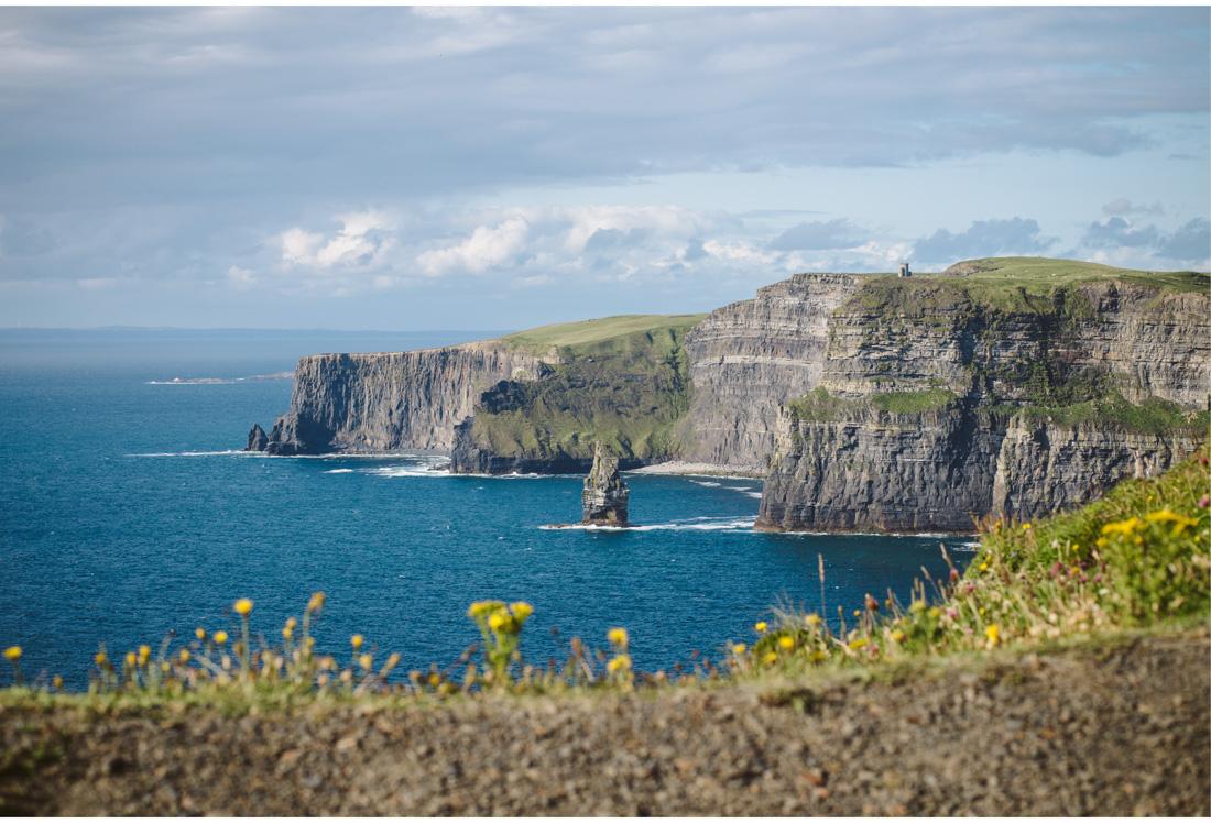 cliffs of moher ireland wedding photographer