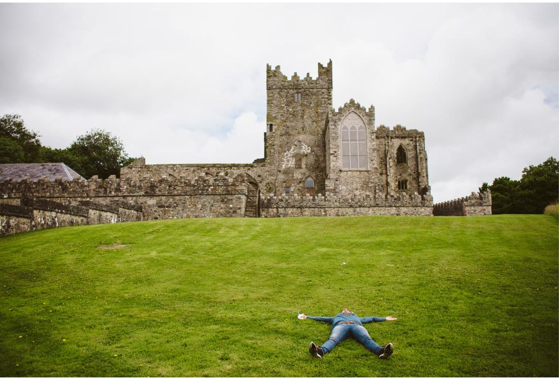 dunbrody abbey ireland wedding photographer