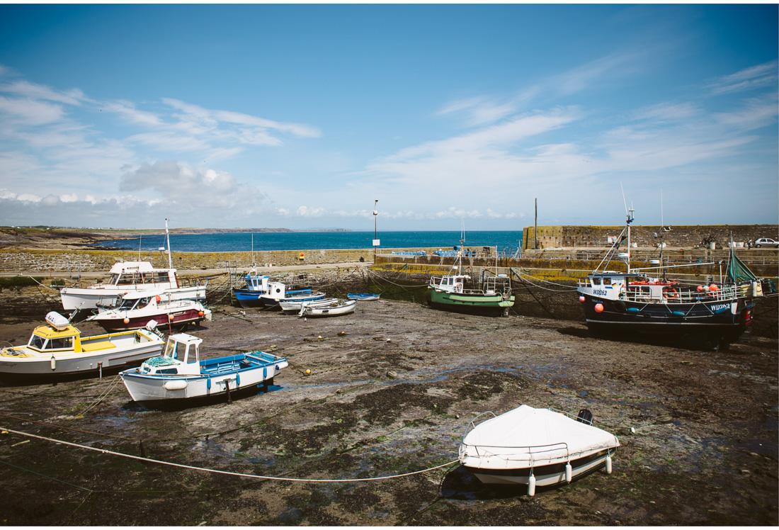 dry port in ireland