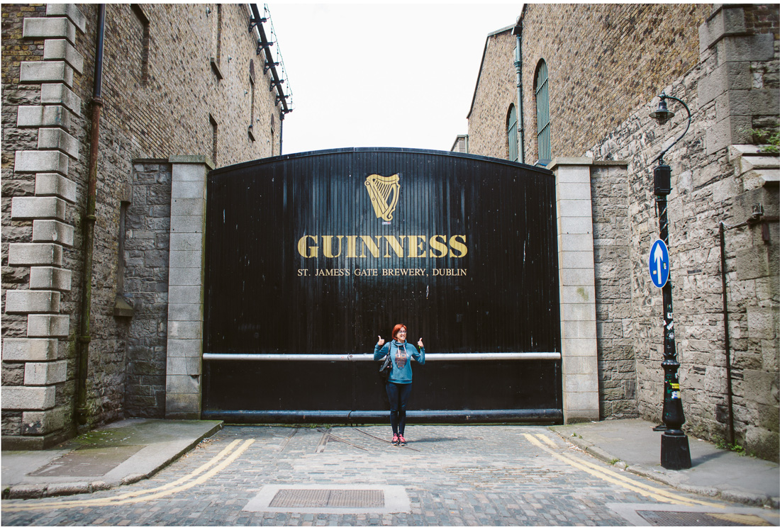 guinness brewery gates