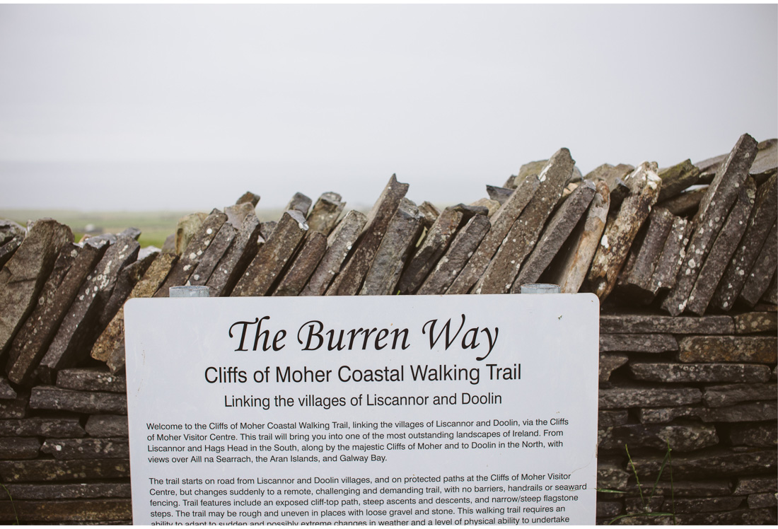 the burren way