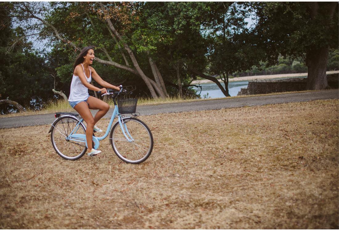 fun bike ride on brijuni croatia