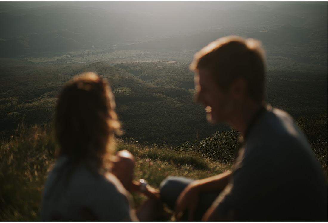 croatia mountain top engagement