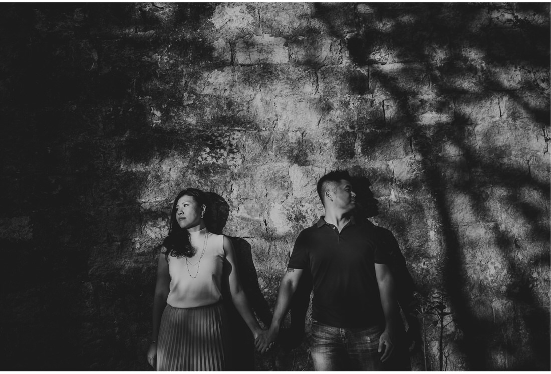 asian couple dubrovnik engagement photographer session croatia