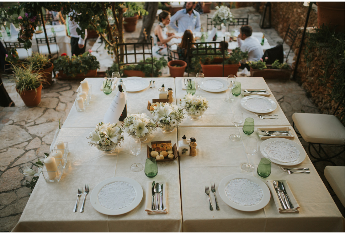 boskinac table setting