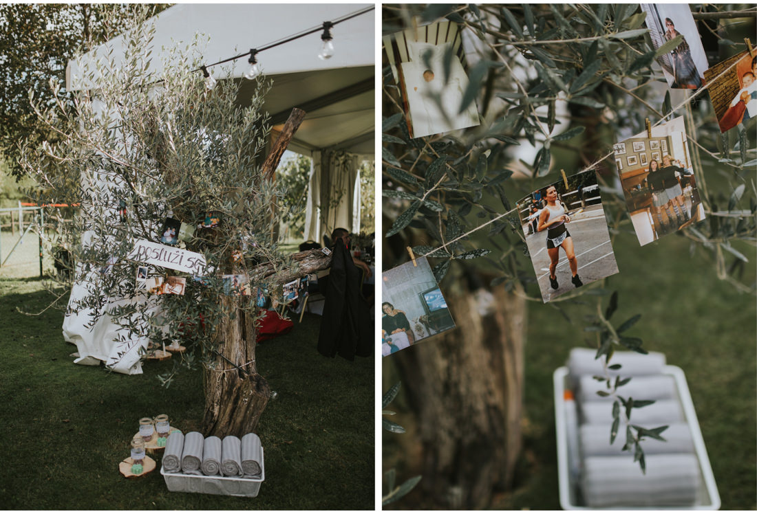 olive tree decorations