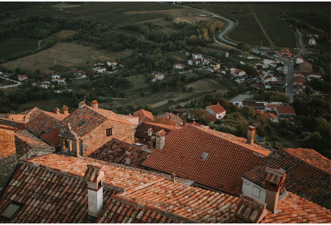 motovun rooftops