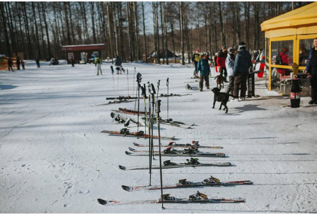 platak ski