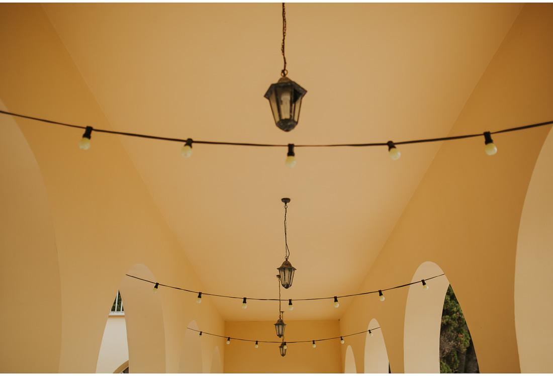 villa dalmacija lights