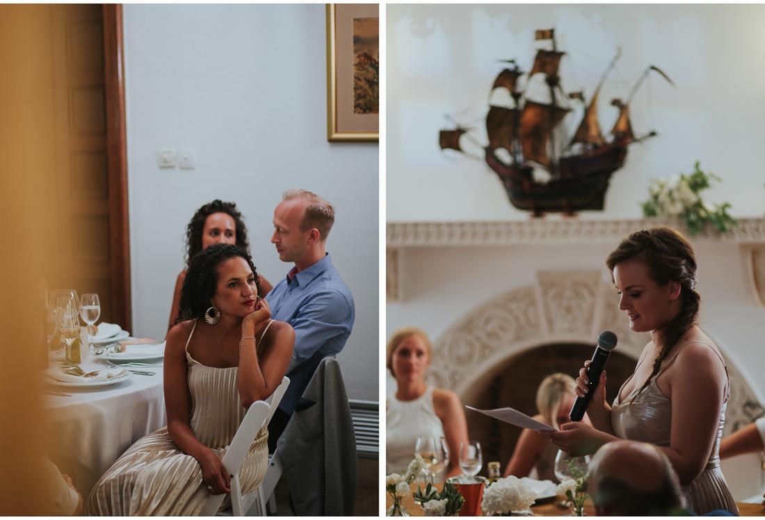 maid of honor speech at villa dalmacija wedding