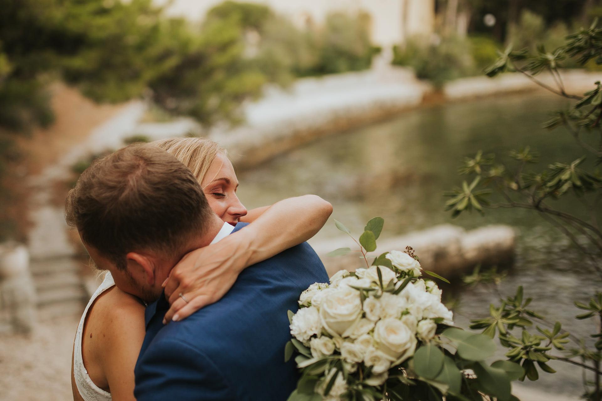 destination wedding in split, croatia