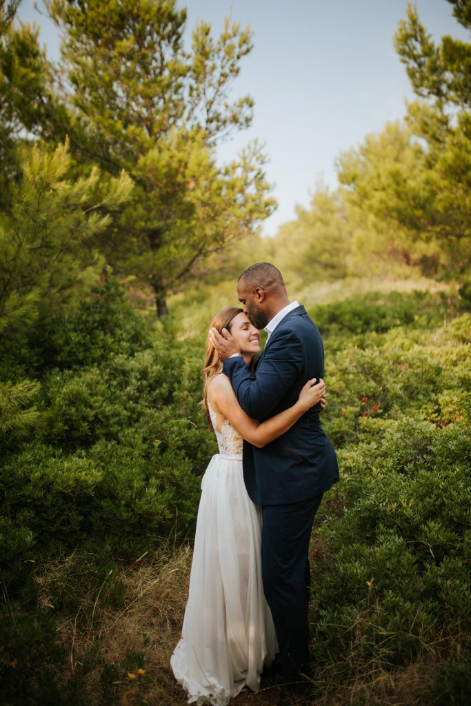 Elopement photographer Croatia