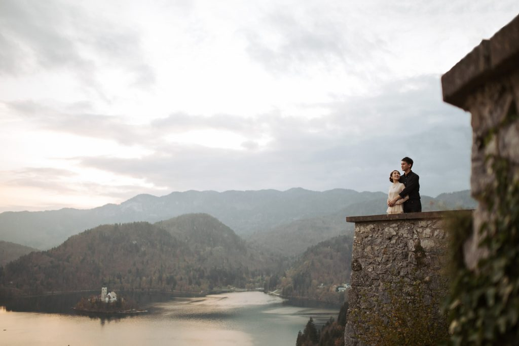lake bled wedding photographer