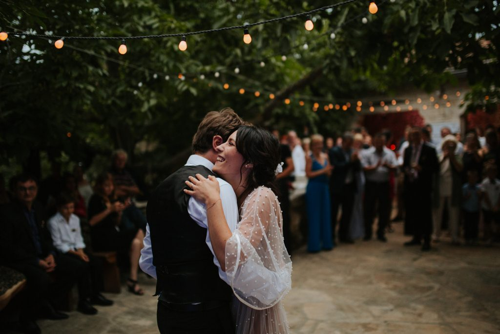 first dance at paladnjaki
